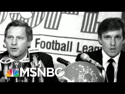 Inside President Donald Trump's Grudge With The NFL | Morning Joe | MSNBC