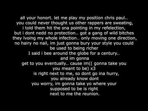 Hoodie Allen - Reunion Lyrics