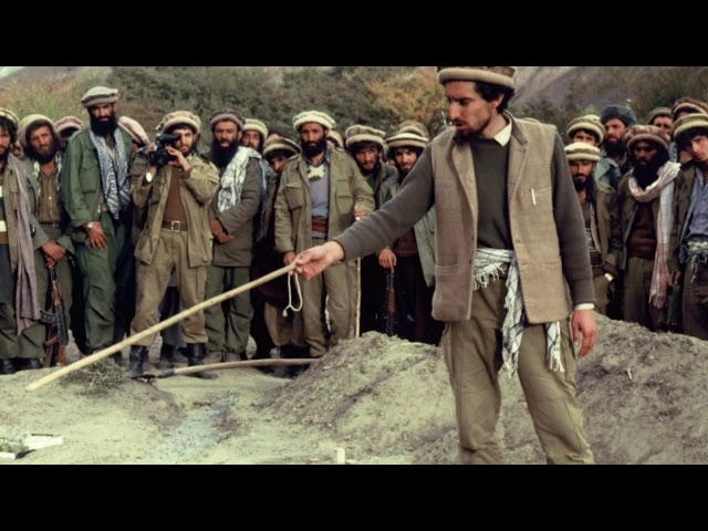 Who killed Ahmad Shah Massoud.What did he said to his friend before his death.PART1