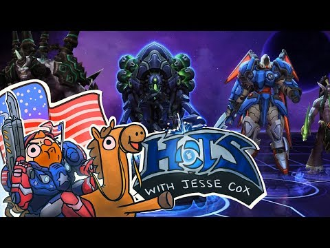 Heroes of the Storm Stream - Just Another Aba Fan