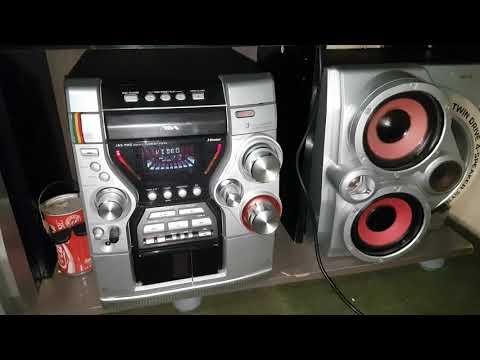 Mini System Sony/aiwa Jax Pk5 200rms