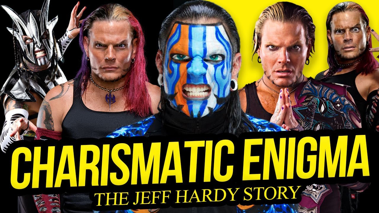 CHARISMATIC ENIGMA | The Jeff Hardy Story (Full Career Documentary)