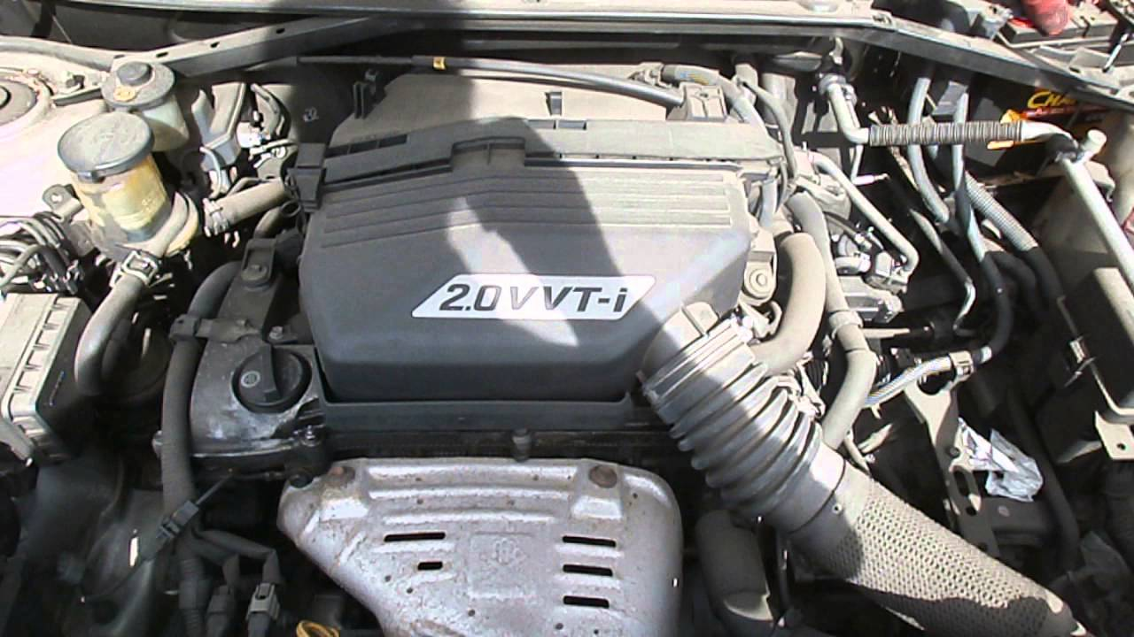 toyota rav4 parts diagram 2003 honda accord engine wrecking 2002 rav4, 2.0, 1az-fe, efi (j14379) - youtube
