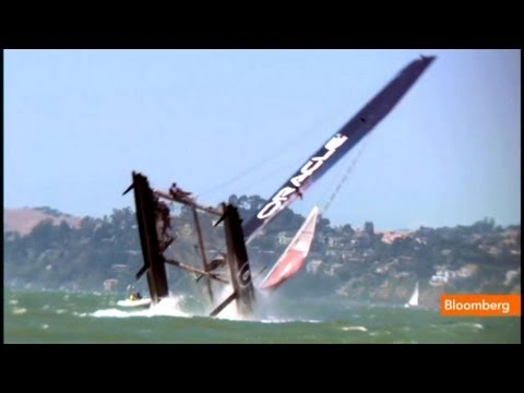 AC72: Ellison's Dream Is Scariest Racing Yacht Yet