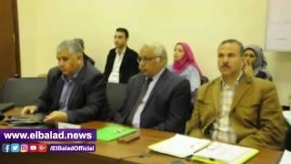 محافظ بني سويف يوجه بحل مشكلات قرية بني حمد..ويصرف مساعدات إنسانية..فيديو وصور