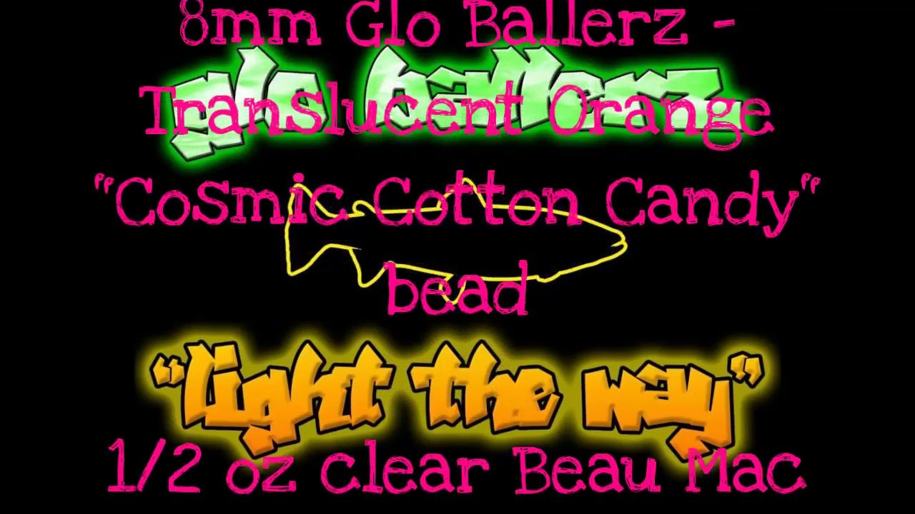 Glo Ballerz Beads Ballin Bobber Dogging Beads For Steelhead Youtube
