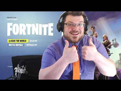 #32 FORTNITE YouTube Gaming Live Stream ADs Free