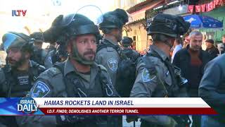 Your Morning News From Israel - Dec. 10, 2017.