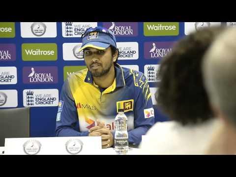 Sri Lanka v England 3rd ODI, Post match Press Conference - Dinesh Chandimal