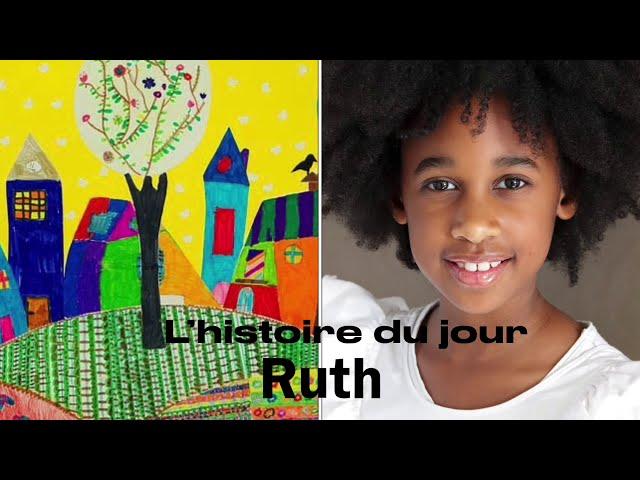 Siloé raconte l'histoire de Ruth