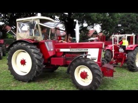 IHC 6 Zyl Traktoren  der 70- und 80er Jahren (SOUND)!!!