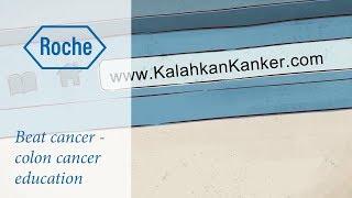 Keputusan Menteri Kesehatan yang mengeluarkan dua obat terapi untuk kanker kolorektal, atau usus bes.