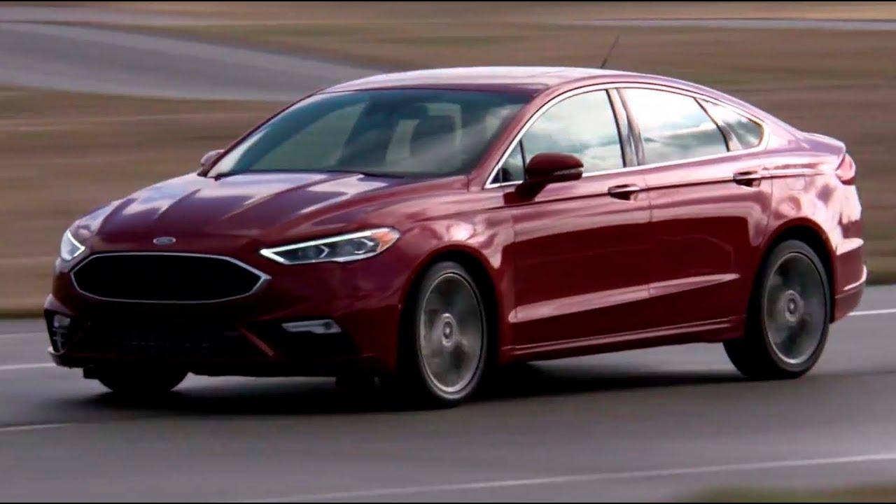 Novo Ford Fusion 2017 - detalhes internos e externos - www ...