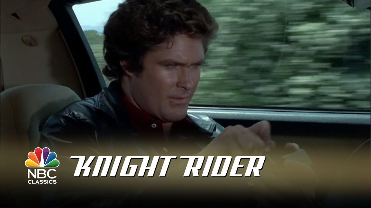 Knight Rider - Season 1 Episode 3 | NBC Classics