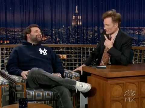 Conan O'Brien 'Artie Lange 2/23/05