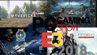 Every New Game Introduced in the PC Gaming Show Remix | E3 2018