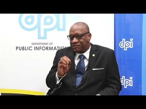 Minister Harmon clarifies travel spending.