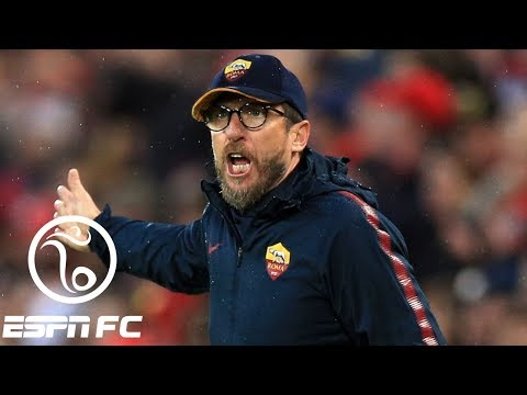 How did Roma get it so wrong in 5-2 Champions League semifinal loss to Liverpool? | ESPN FC