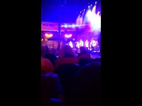 The Association Six Man Band Mohegan Sun Wolfs Den 3/24/17
