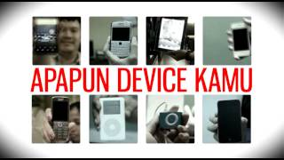 Sumpah Pemuda MP3 Experiment Flash Mob 2012-Part 2