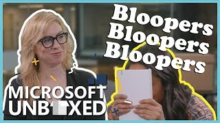 Microsoft Unboxed: Bloopers (Ep. 22)