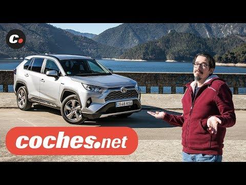 Toyota RAV4 Hybrid 2019 SUV | Prueba / Test / Review en español | coches.net