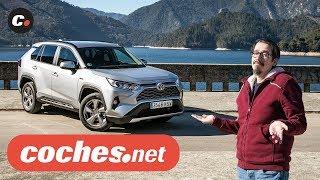 Toyota RAV4 Hybrid SUV | Prueba / Test / Review en español | coches.net