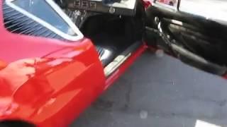1971 Pantera DE Tomaso Coupe #2 Test Drive