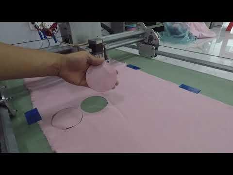 Tangential Cutting Knife-CNC Fabric Cutting Machine
