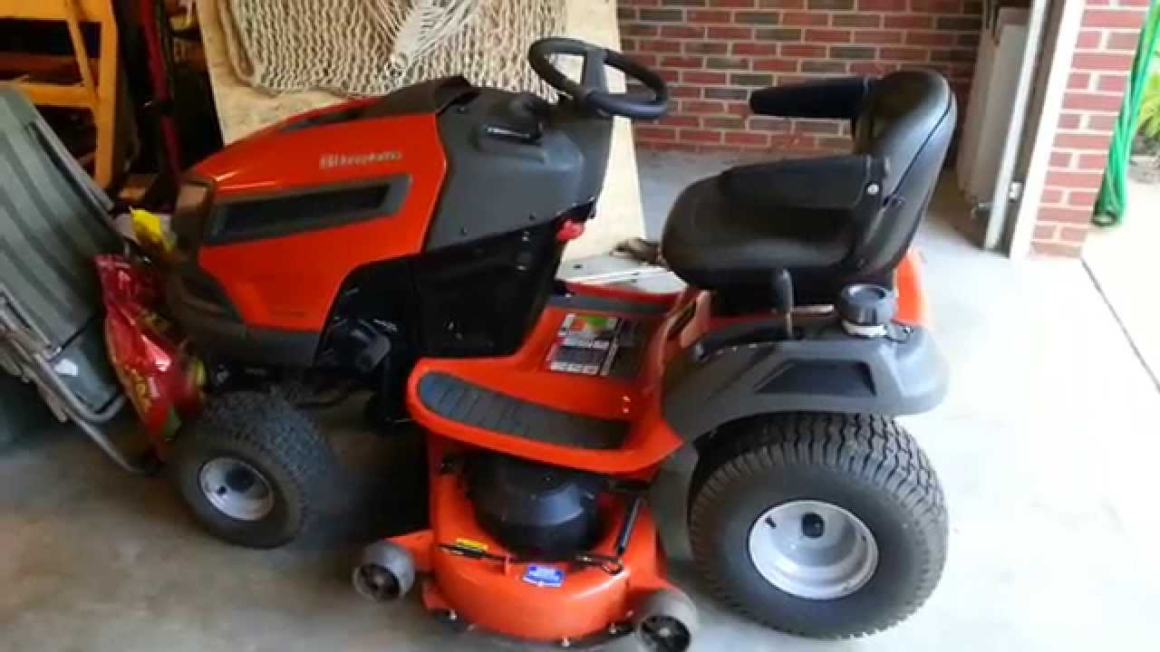Husqvarna Riding Lawn Mower Reviews >> 48 Husqvarna Riding Mower Review Pro S And Con S Youtube