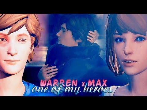 » one of my heroes (warren x max; life is strange)