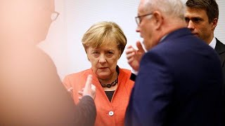 2017-11-26-08-05.Merkel-plays-down-talk-of-new-elections-as-German-Grand-Coalition-gathers-pace