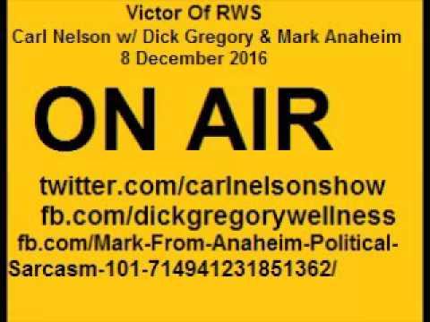 Dick Gregory/Mark Anaheim on general petraeus, romney