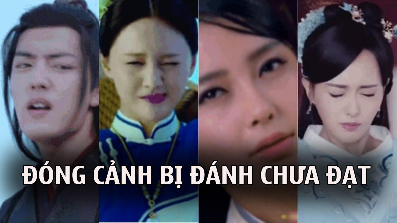 Những diễn viên Hoa ngữ đóng cảnh tra tấn một cách 'giả trân' chưa đủ thuyết phục