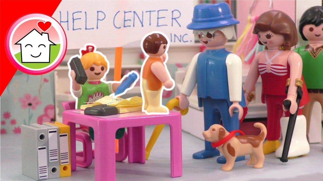 Playmobil Familie Hauser - Anna und Lena helfen
