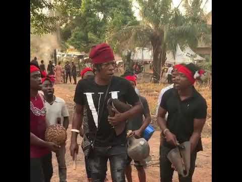 Watch Aku Big Na Nkpo as he celebrating Christmas in style at Enugu