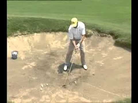 Green Side Bunker