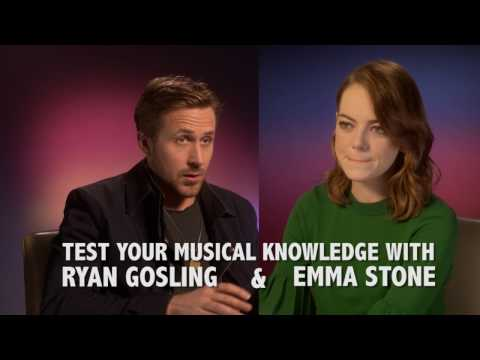RYAN GOSLING VS EMMA STONE Guess The al Quiz