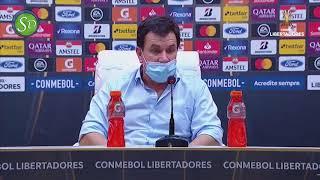 River Plate 2 - 0 Nacional | Conferencia de prensa | Copa Libertadores 2020