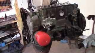 Часть 2 Lada Niva 1,7 4x4 Откуда тосол (антифриз)в масло поддоне.Ремонт ВАЗ 2121 Нива(, 2014-05-29T15:12:43.000Z)