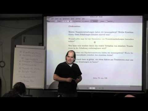 Block 48: Zusammenfassung zu Bipolar-Transistoren