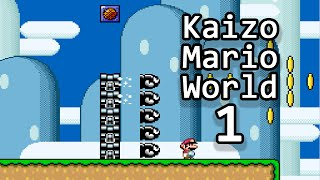 [TAS] Kaizo Mario World by Guy Collins - Big Mario Challenge