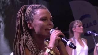 ELECTRIC KISS- Linda Leen /DJ RUDD RMX/ live at Karstu Mačs