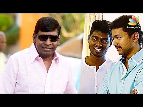 Vadivelu signs Director Atlee's Vijay 61 | Latest Tamil Cinema News
