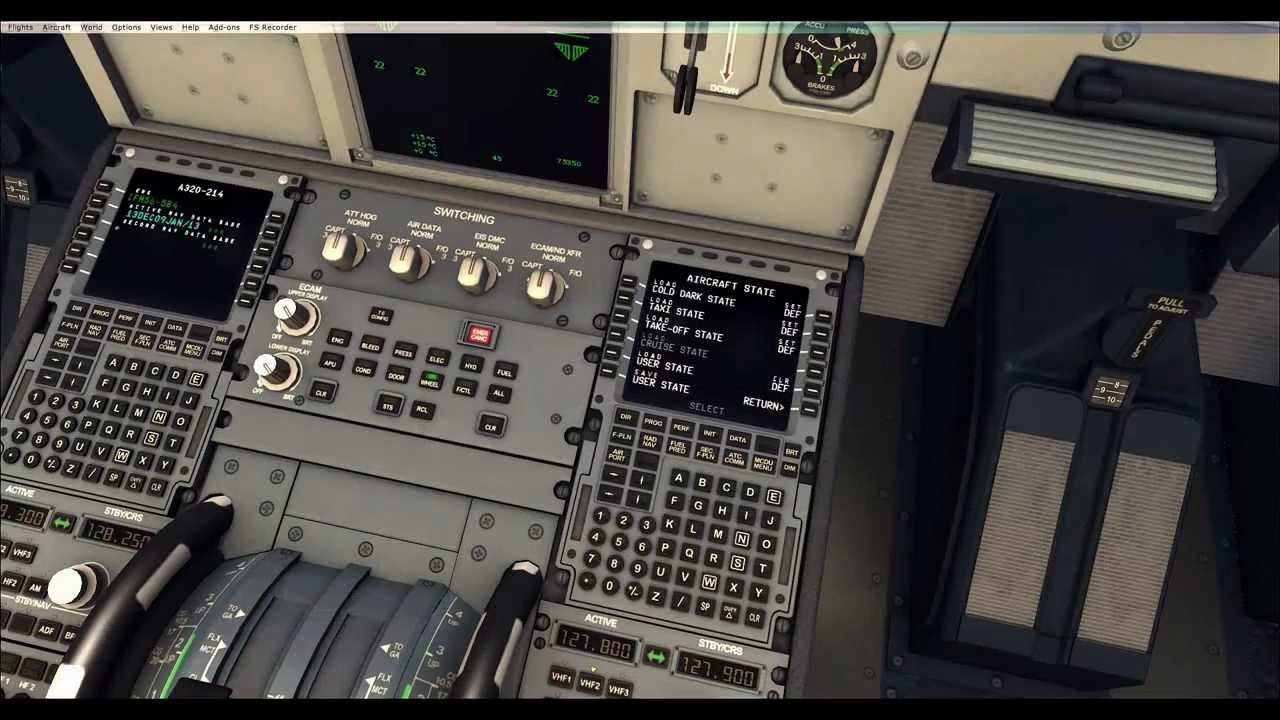Airbus 320 for FSX - SUBSIM® Radio Room Forums