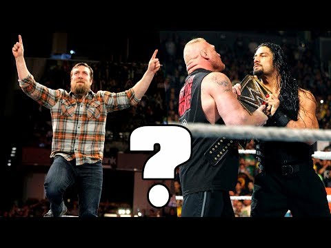 WILL DANIEL BRYAN WRESTLE AGAIN? IS BROCK VS ROMAN BEST FOR BUSINESS? (Going In Raw MAT CHAT Ep. 7)