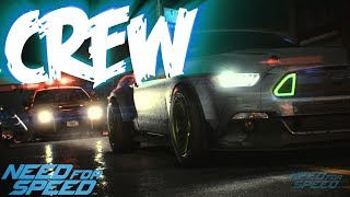 Need For Speed 2015 - CREW (Daily Challenges)
