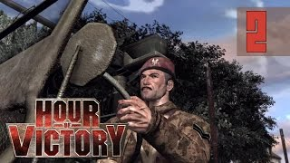 Hour of Victory - 1-2: The Hill [Walkthrough PC]