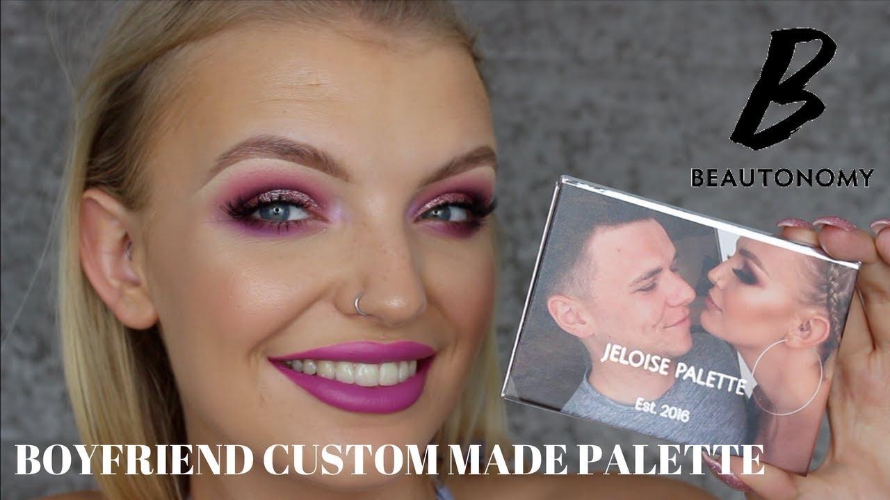 Custom Made Me An Eyeshadow Palette