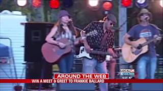 Win a Meet & Greet with Frankie Ballard